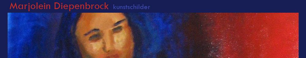 schilderijen Marjolein Diepenbrock